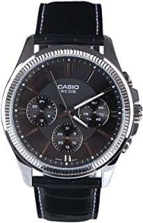 Casio MTP-1375L-1A for Men - Analog, Casual Watch