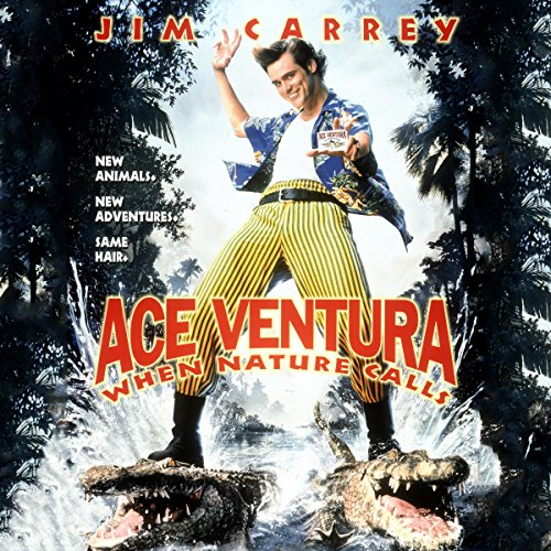 Ace Ventura 2 cover art