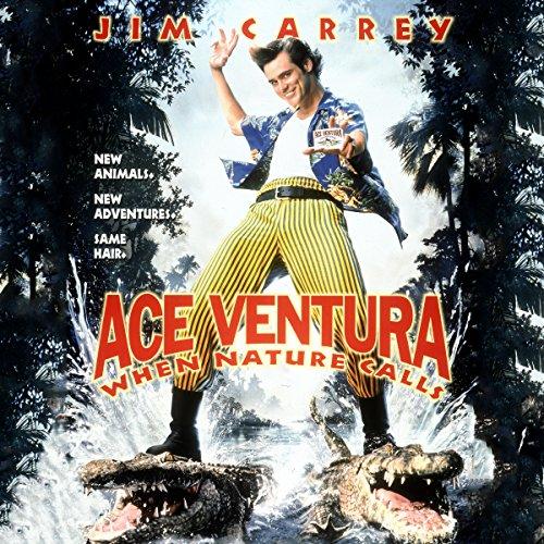 Ace Ventura 2 audiobook cover art