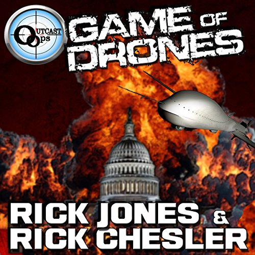 OUTCAST Ops: Game of Drones, Book 1 audiobook cover art