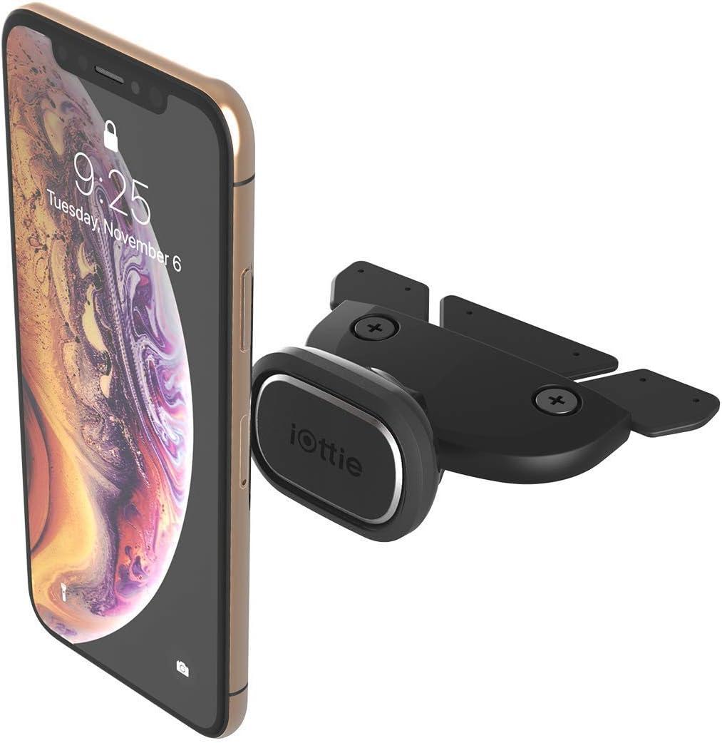 Iottie Itap 2 Magnetic Air Vent Car Mount Halterung Für Iphone Xs Max R 8 Plus 10 W Für Samsung Galaxy S10 E S9 S8 Plus Edge Hinweis 9 Auto