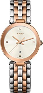 Rado Florence White Analog Watch for Women R48873733