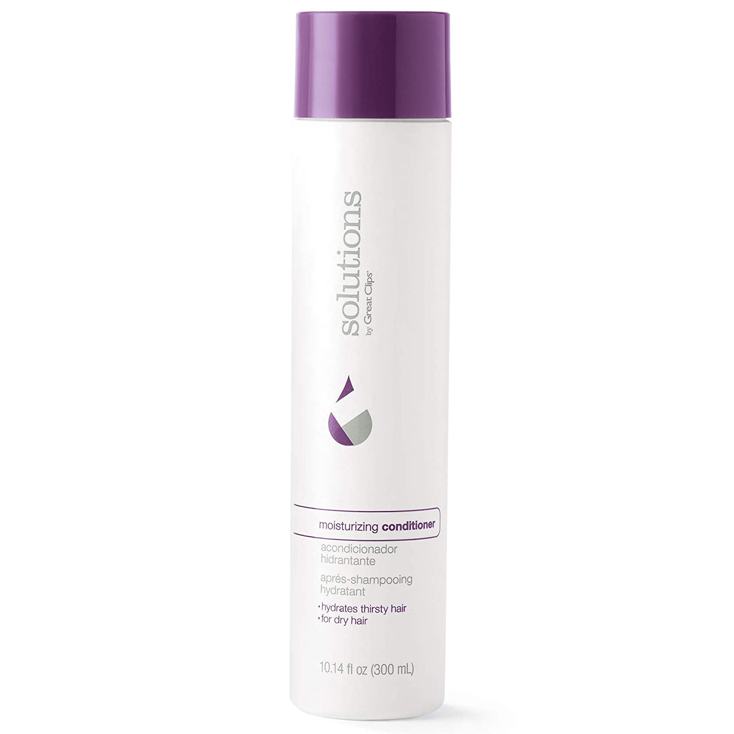 Solutions Super special price by Great Clips 10oz Limited price sale Repairs Moisturizing Conditioner