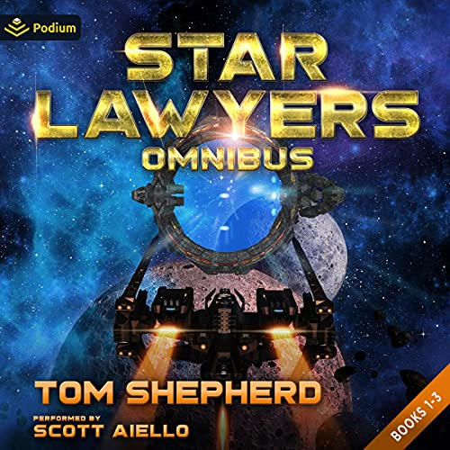 Star Lawyers Omnibus cover art