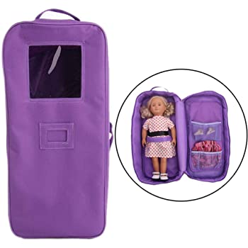 "Pink Cheetah Purse SET for American Girl Doll 18/"" Accessories Fit Dolls Handbag"