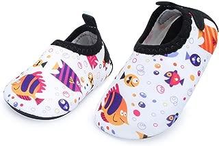 [L-RUNJP] ベビーシューズ 可愛い 足を守る 赤ちゃん用 幼児用 キッズ 出産祝い 滑り止め 柔かい ウォーターシューズ 携帯便利