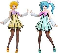Hatsune Miku Project DIVA Arcade Future Tone SPM figure Hatsune Miku colorful drop Rin Cheerful candy set of 2