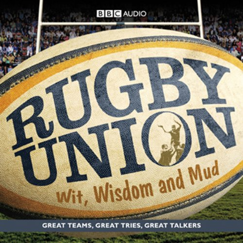Rugby Union audiobook cover art