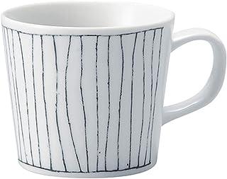 カネ定製陶 マグカップ 糸つむぎ 芯 330cc 12031026