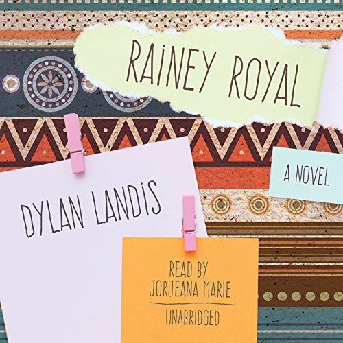 Rainey Royal audiobook cover art