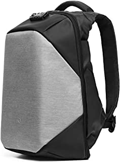 ClickPack -Anti Theft Travel Backpack Laptop Backpack 15.6 inch with USB Charging Port Large Capacity Waterproof TSA Business Travel Backpack Bag