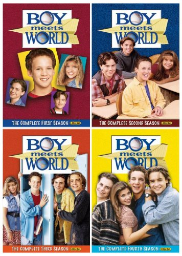 Boy Meets World: Seasons 1-4