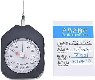 Medidor de tensión, medidor de tensión de Chacerls, tipo de puntero de plástico, medidor de tensión de agujas dobles, medidor de dial analógico, herramienta de medición(SZG-150-2)
