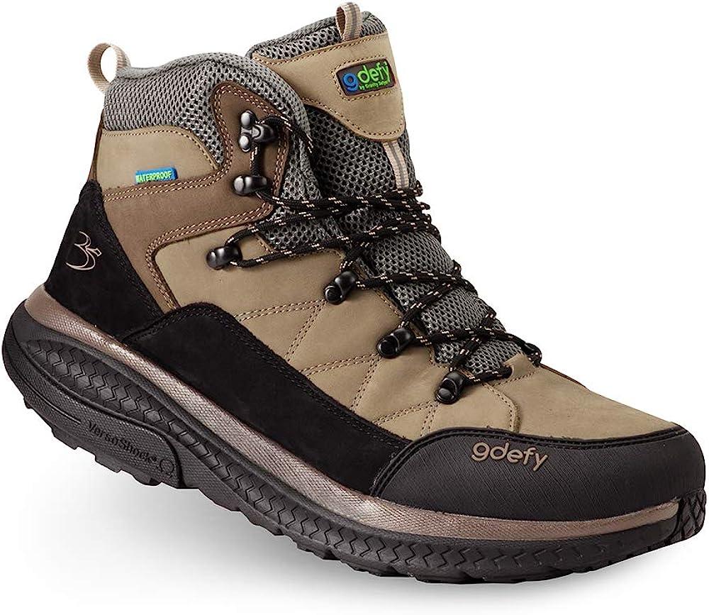 best men's hiking shoes for plantar fasciitis