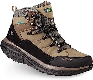 Gravity Defyer Women's G-Defy Sierra - Best Waterproof Hiking Boots Foot Pain, Knee Pain, Back Pain, Plantar Fasciitis Shoes