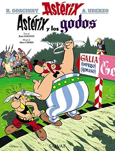 Astérix y los godos: Asterix y los godos