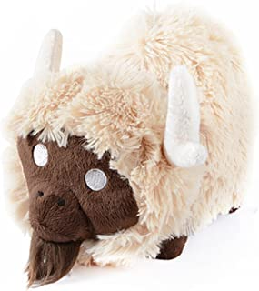 Newest Do Not Starve Brown Beefalo Plush doll Don't Starve Stuffed Toy Good gift for Kids