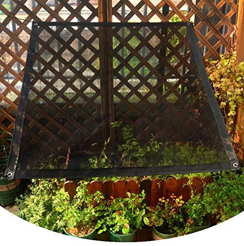 GAD® Bloqueador Solar Paño De Sombra Red De Efecto Invernadero Red Resistente A Los Rayos UV Protector Solar Toldo Toldo para Jardín Planta De Flores Sombra De Sol Vela: Amazon.es: Hogar