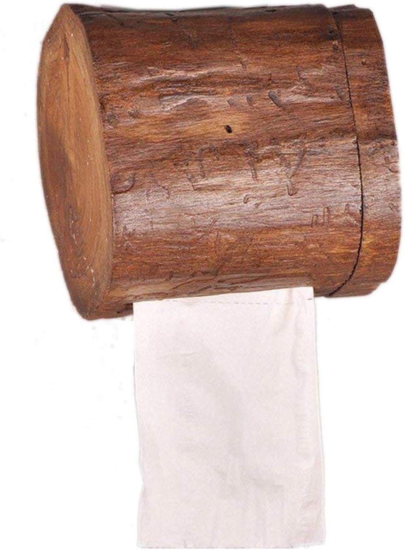 Mode-Regal Mode-Regal Mode-Regal XXGI Wc Toilettenpapierhalter Holz Retro Persönlichkeit Kreative Toilettenpapierhalter Hause Hotel Papierhalter Toilettenpapierhalter (15  15  15 cm) B07D6R8DFN c04290