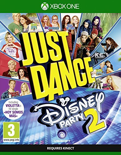 Just Dance Disney Party 2 (Exclusive to Amazon.co.uk) (Xbox One) by UBI Soft