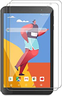 【2020年最新版】Dragon Touch Notepad Y80 ガラスフィルムDragon Touch タブレット 8インチ Y80指紋防止 気泡ゼロ 硬度9H 飛散防止 [YML] 高透明度 強化ガラス 液晶保護フィルム Dragon ...