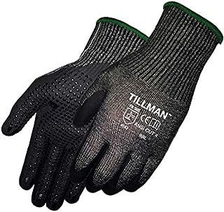 John Tillman #956 Dotted Nitrile Coated Cut Resistant Gloves Size Medium