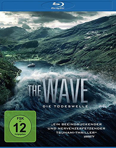 The Wave - Die Todeswelle [Blu-ray]