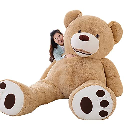 cf39dd4bcfb YunNasi Super Big Huge Giant Titanic Cudly Plush Bear Stuffed Doll Toy  Children and Girl Friend
