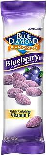 Blue Diamond Blue Diamond Almonds Almonds, Blueberry 1.5 OZ,, 1.5 oz (12)