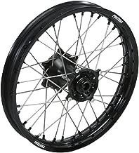 Protrax Complete Rear Wheel 19-by-1.85 inch Black
