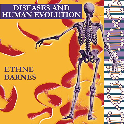 Diseases and Human Evolution audiobook cover art