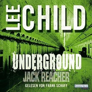 Underground (Jack Reacher 13) [German Edition] cover art
