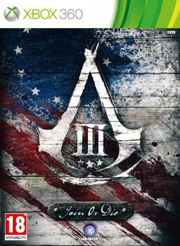 Assassin's Creed 3 - Join or Die Edition [AT PEGI]