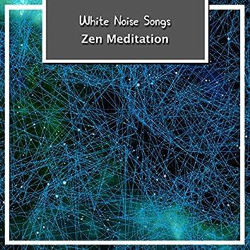 14 White Noise Songs for Zen Meditation