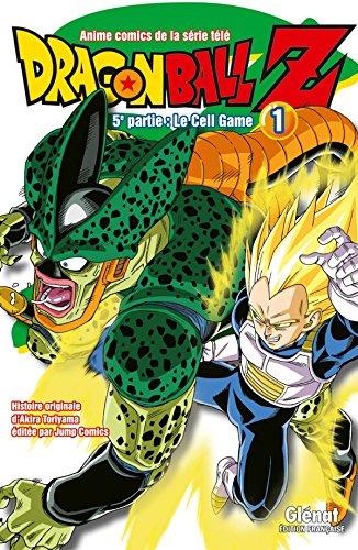 Dragon Ball Z - 5e partie - Tome 01: Cell Game