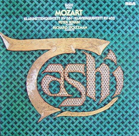 Tashi spielt Mozart [Vinyl LP] [Schallplatte]