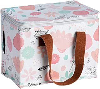 Insulated Lunch Box bag in Love Mae Flower Garden print Women's by KOLLAB