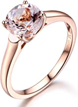 my morganite engagement ring