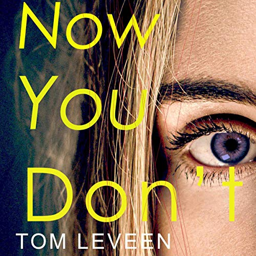 Now You Don't audiobook cover art