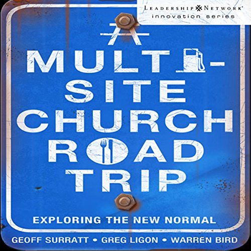 A Multi-Site Church Roadtrip audiobook cover art