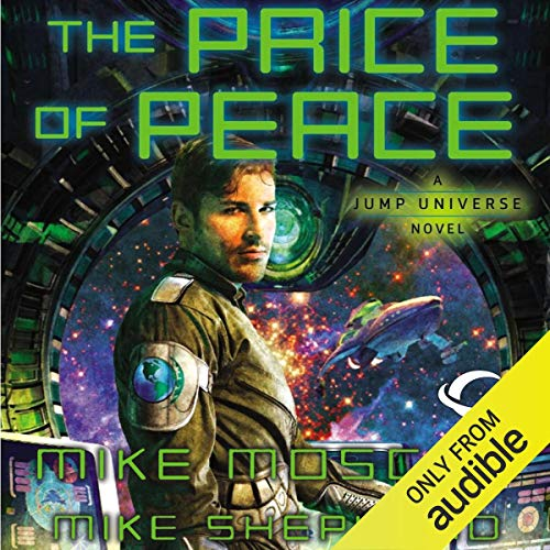The Price of Peace audiobook cover art