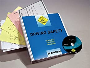 Marcom Group V0001319SM Driving SAFETY, DVD Training, Spanish