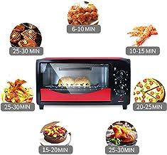 LEIJINGZI Featured Goods Mini four 12L grill à l'électricité chauffage rapide, avec réglage de la température 90-250 □ et ...