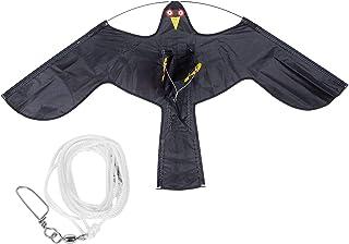 Bird Scarer Kite, Easy To Assemble Bird Repellent, Effective Light Livingroom Office House for Home(Type C)