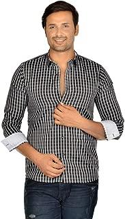 S9 Men Men's Polyester Casual Shirt