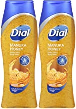 NEW.Dial Manuka Honey Body Wash 16 Ounce (2Pack)
