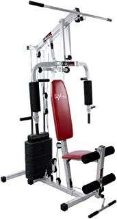 Lifeline LIT1 Steel Home Gym with Tummy Trimmer (Multicolour)
