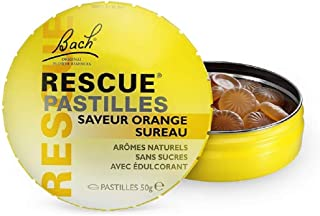 Rescue Pastilles Orange - boîte de 50g