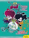 Lucky Fred. La gran aventura espacial: Libro de stickers