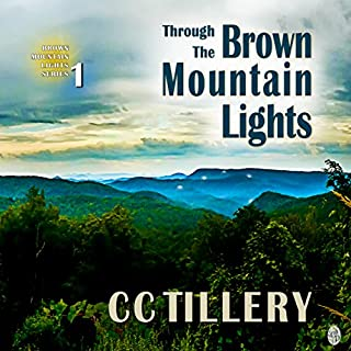 Through the Brown Mountain Lights audiobook cover art
